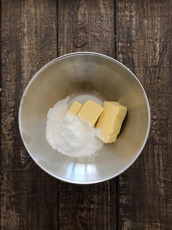 Mini babeczki cytrynowe